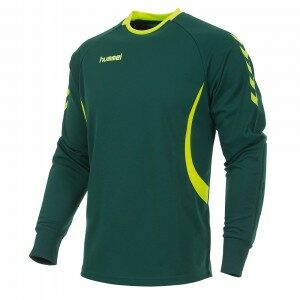 Hummel Chelsea Keepersshirt junior groen